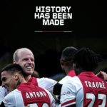 Ajax makes history on matchday 6 of the Eredivisie