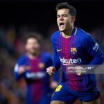 Coutinho is out with a hamstring injury for three weeks