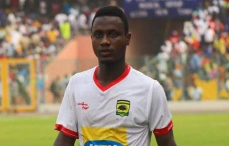 Kotoko midfielder injured in preseason training out for weeks