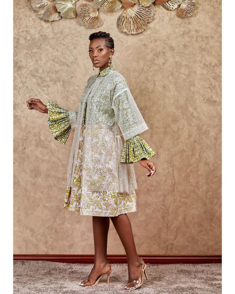 Luxury and chic fashion brands in Ghana