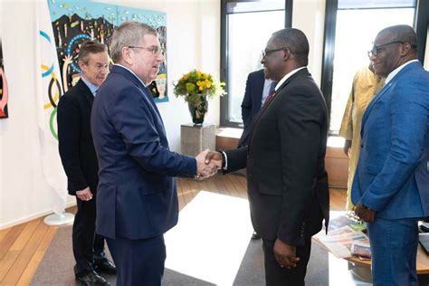 IOC sends letter consoling Ghana on the loss of former Pres. Rawlings