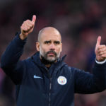 Pep Guardiola signs a new deal with Manchester City