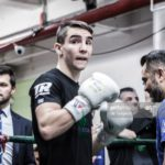 Michael Conlan pulls out of world title bout against Isaac Dogboe