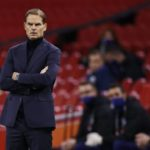 Frank de Boer finally has his first win as Netherlands boss