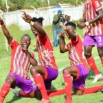Watch highlights of Hearts of Oak's 2-1 win against King Faisal