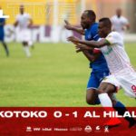 Pictures of Asante Kotoko's defeat to Al Hilal in the CAF Champions League