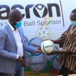 GFA: Macron footballs for Division One clubs ready for pick up