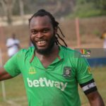 Yahaya Mohammed nets for Aduana Stars in Eleven Wonders draw