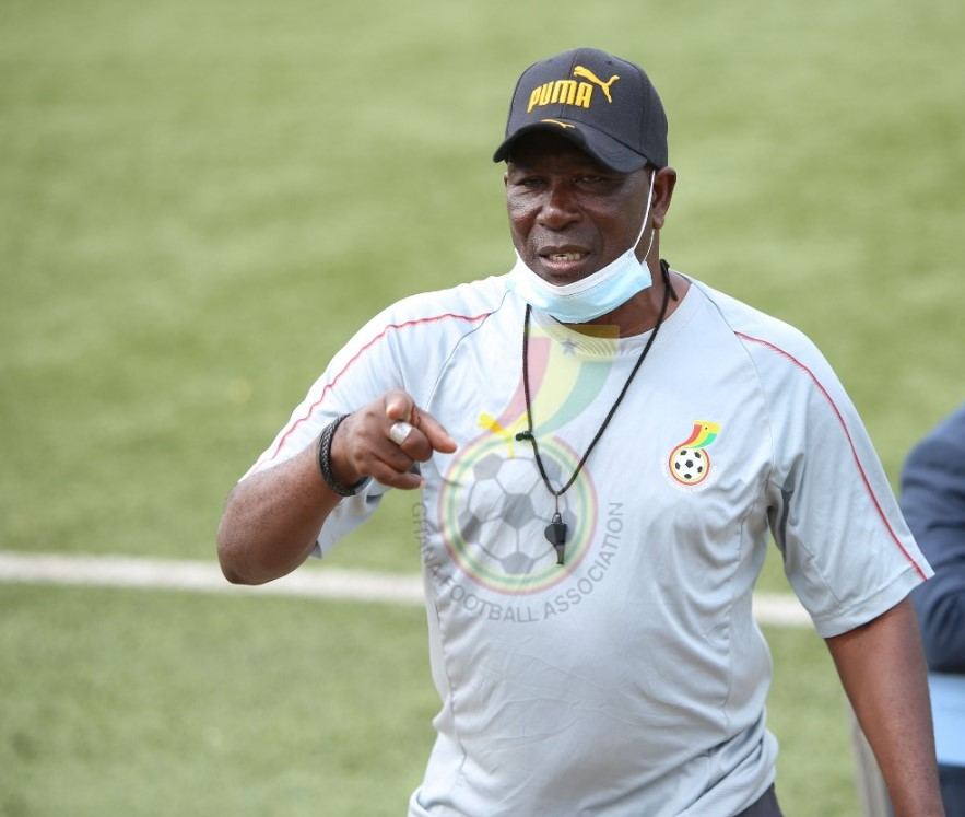 Black Satellites coach speaks to the media after Ghana's win
