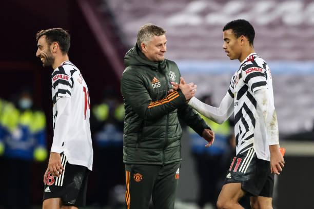 Solskjaer reveals tactical switch helped secure victory at West Ham