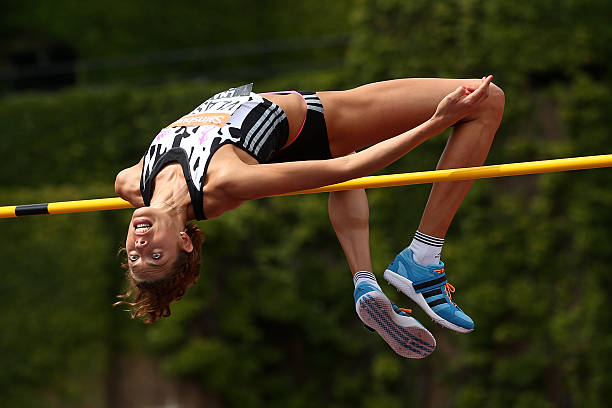 I was born to do the high jump says Blanka Vlašić