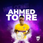 Medeama SC signs forward Ahmed Toure