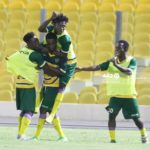Watch highlights of Ebusua Dwarfs' 2-1 away win against Liberty Professionals