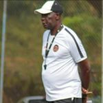 I am trying to convert some midfielders into strikers says Legon Cities coach Bashir Hayford