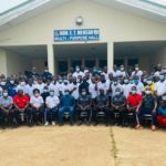 First group of referees' end training ahead of Division One League kick-off