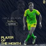 Bechem United: Hafiz Konkoni Wins Player Of The Month For March