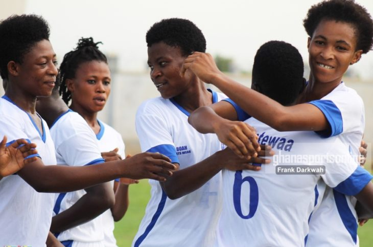 Ampem Darkoa Go Nine Points Clear At The Top In Northern Zone
