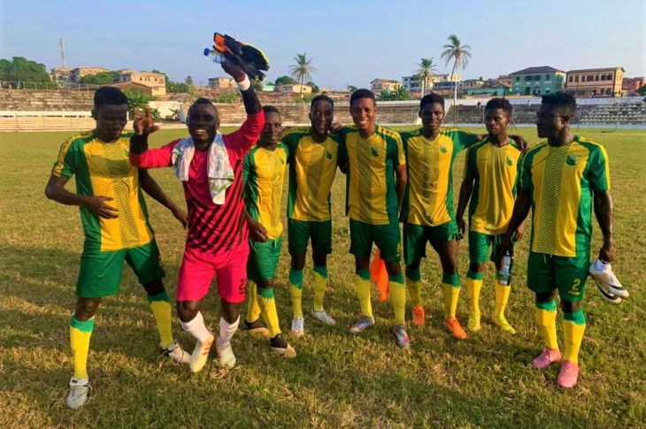 Division One League Zone Two: Skyy FC Beat All Blacks 4-2 And Other Results