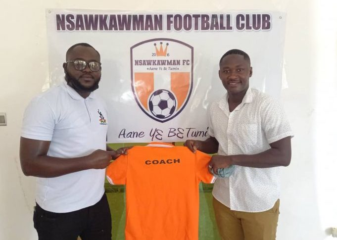 Eric Bekoe Appointed Head Coach Of Division Two Club Nsawkawman FC