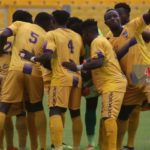 Opoku Agyemang And Donsu Score In Medeama Win Against Legon Cities