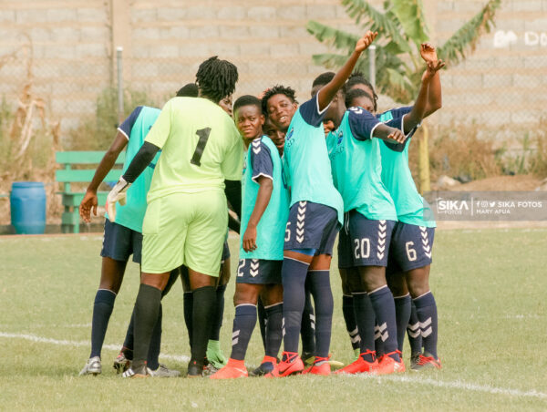 Lady Strikers Surrender Two Goal Lead To Lose To Thunder Queens