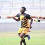 AshantiGold Put Four Past Bechem United At Len Clay