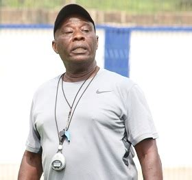 Olympics Players Are Very Dedicated - Coach Annor Walker
