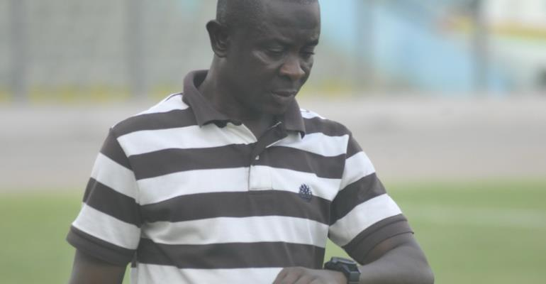 The Players Did Not Have The Confidence To Win - Bechem United Coach Kasim Ocansey