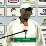 We Showed Hunger And Determination To Win Against Olympics - Coach Bashir Hayford