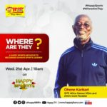 Athletics In Ghana Has Collapsed Due To Lack Of Tournaments - Ohene Karikari