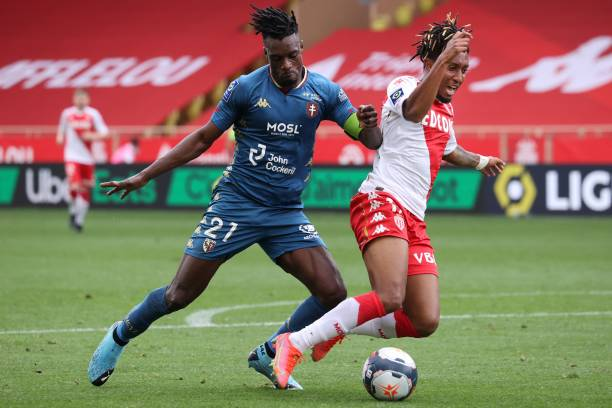 John Boye Sent Off In Metz Defeat At Monaco