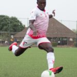 WAFA's Kyei Dwamena Out For The Rest Of The Season