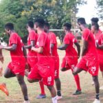 Pictures Of Hearts of Oak Training Ahead Of Bechem United Game