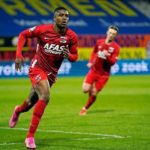Myron Boadu Scores For AZ Away Against RKC Waalwijk