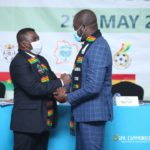 I Will Count On You To Continue To Grow The Game – President Simeon-Okraku