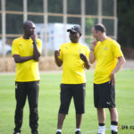 Pictures Of Black Stars Training In Rabat Ahead Of Morocco Friendly